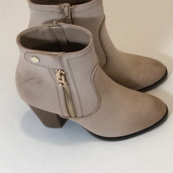 Apt 9 Claudine Sand Ankle Booties